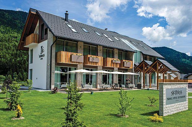 Hotel in restavracija Skipass v Kranjski Gori - vrhunska  butična postojanka za spoznavanje treh dežel.