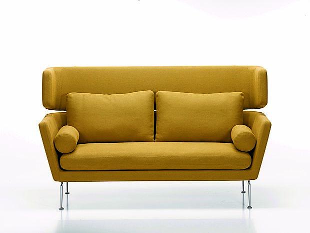 Dvosed Suita je Antonio Citterio oblikoval leta 2010. Moderna  klasika je del redne produkcije podjetja Vitra.