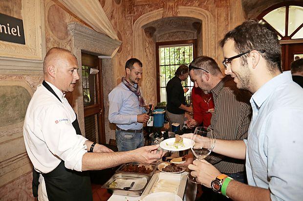 Kulinarika po izboru Boruta Jakiča iz hotela St. Daniel iz Hruševice pri  Štanjelu, kjer stavijo na ekološko pridelana in naravno dozorela živila iz  domačega okolja.