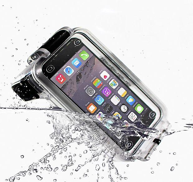 Pixco podvodno ohišje za pametne telefone.