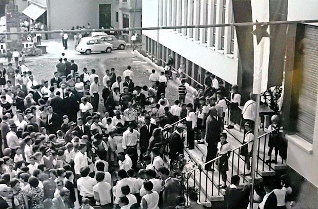 V Brdih pravijo, da je bil september 1966 prelomen za  tamkajšnje šolstvo.