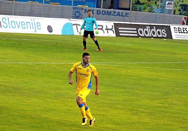 Matija Širok si je priboril reprezentančni poziv.