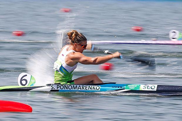 Špela Ponomarenko Janić bo prvi slovenski adut tudi v novi  sezoni sprinterskih tekem na mirnih vodah.