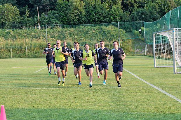 Nogometaši Gorice se bodo v prvem krogu kvalifikacij za  evropsko ligo podali v Armenijo.
