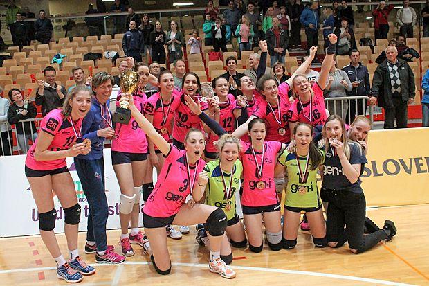 V minuli sezoni so bila najuspešnejši primorski prvoligaš   dekleta novogoriškega Gen-I Volleya, ki so osvojila tretje  mesto.