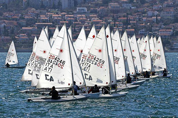 V Kopru se nadejajo, da bodo čez tri leta prireditelji evropskega prvenstva v jadralskem razredu laser.