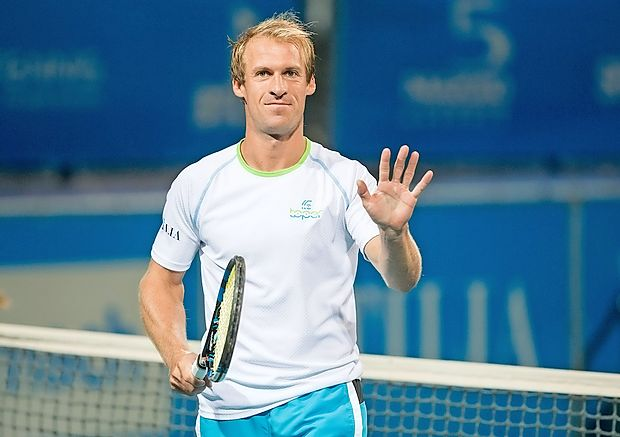 Grega Žemlja se bo drevi poslovil od poklicnega igranja  tenisa.