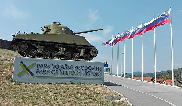 V Parku vojaške zgodovine ob desetletnici obstoja ta teden  prirejajo pester festival vojaške zgodovine.