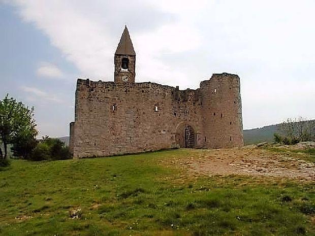Taborska cerkev v Hrastovljah