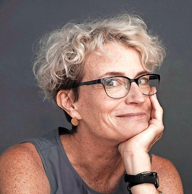 Ashton Applewhite je ugotovila, da se ne boji staranja.