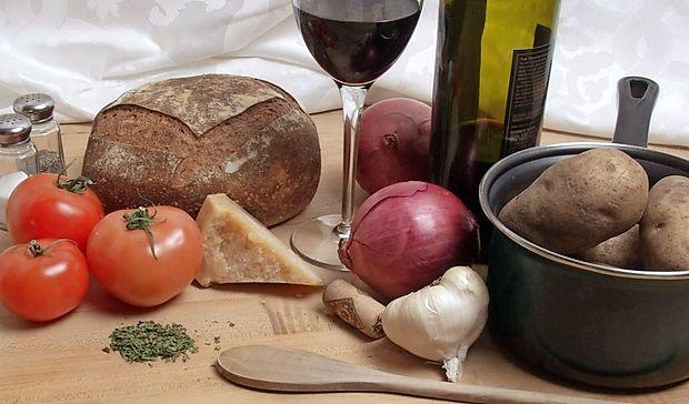 Niti paradižnik niti krompir, pa tudi posamezne vrste zelenjave niso primerni za vse krvne skupine.