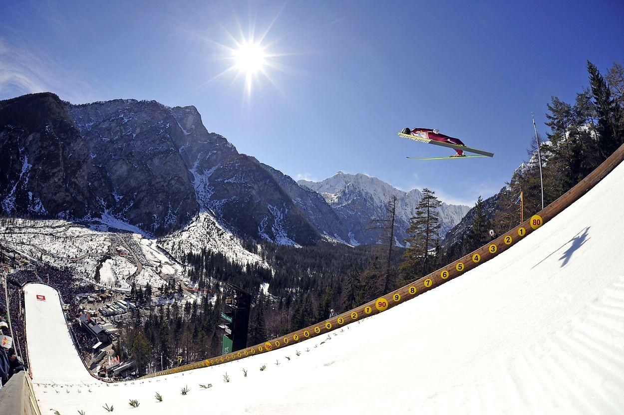 Skispringen Planica 2021