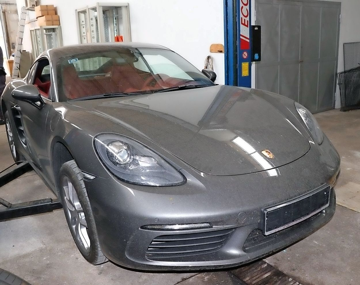 Find a stolen car – Primorske novice