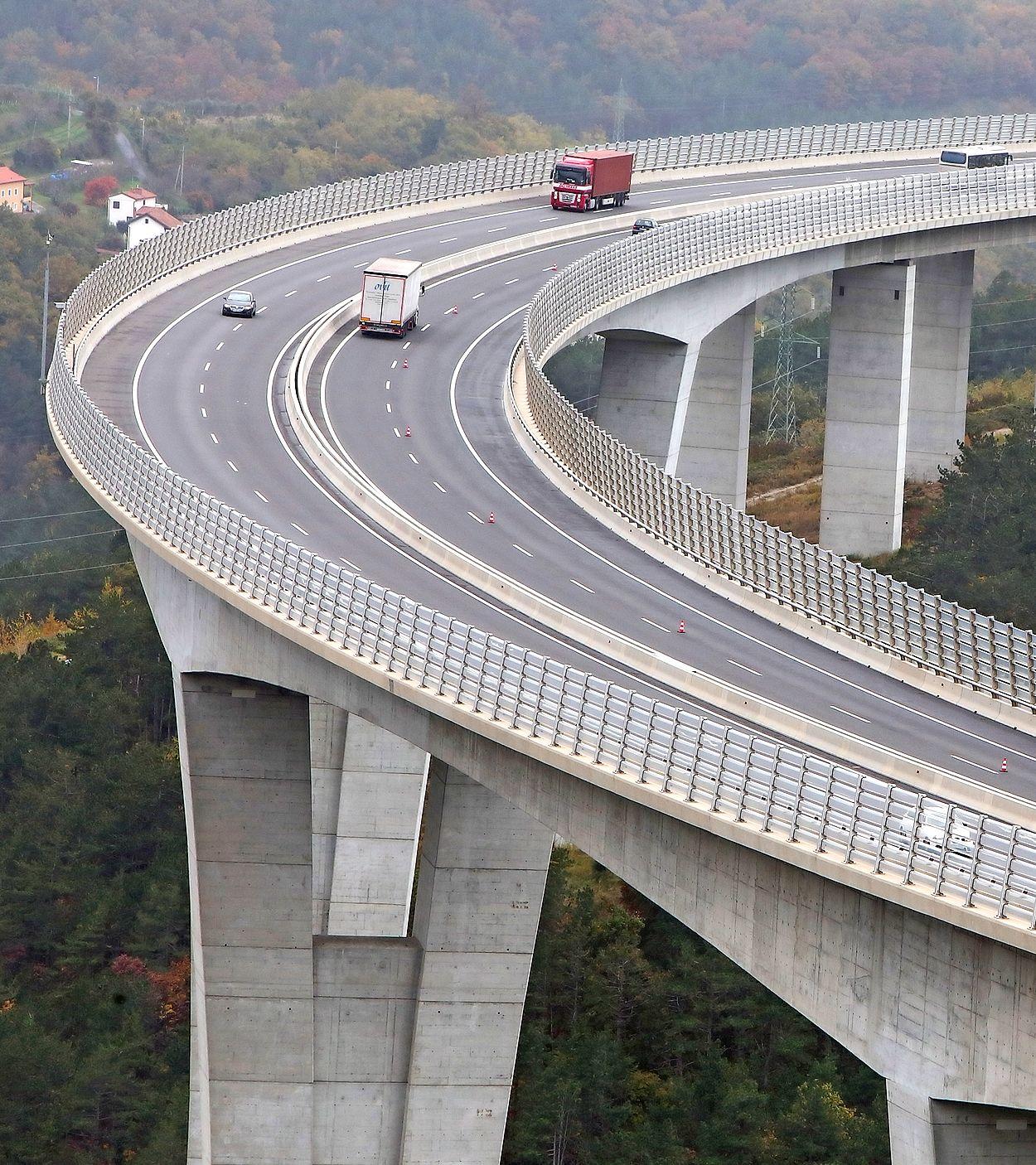 Viadukt Črni Kal