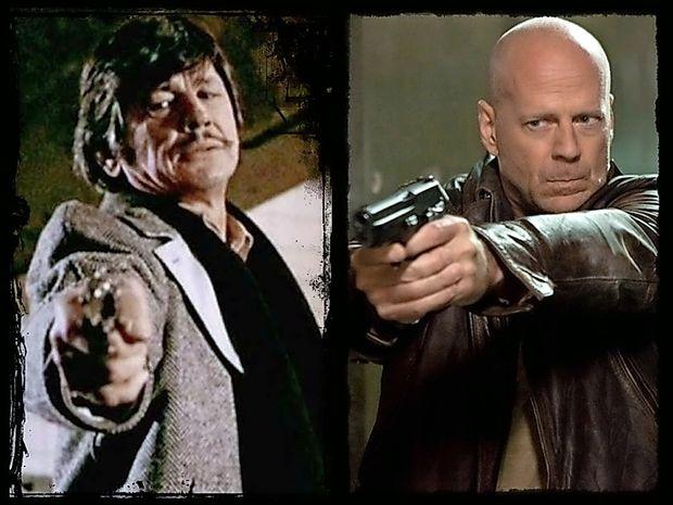 Bruce Willis je vzel pravico v svoje roke