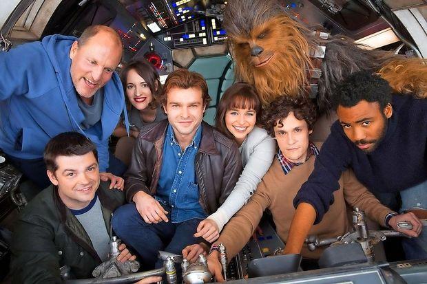 Han, Chewie in Lando z Atlante