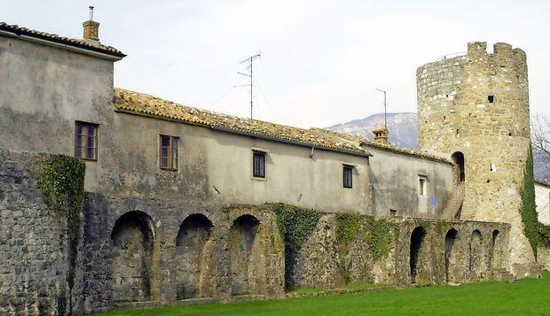 Oživljajo kamnite zidove, ki so bili poslednji braniki Rima
