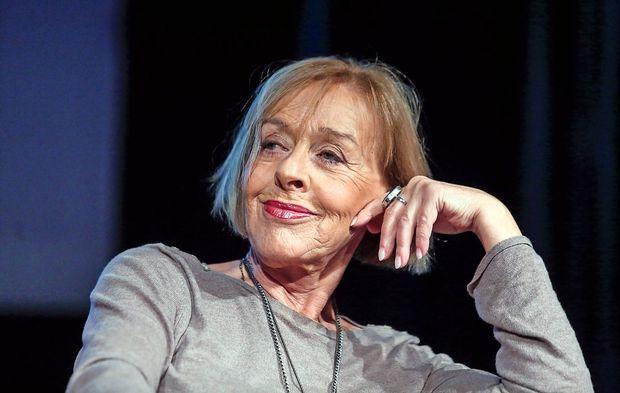 """""""Milena Zupančič bi lahko bila ena taka Meryl Streep. Samo lepša."""""""