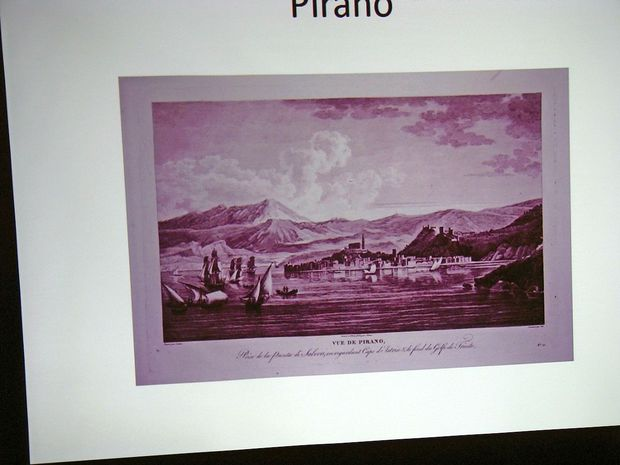 Piran in Koper pred 230 leti