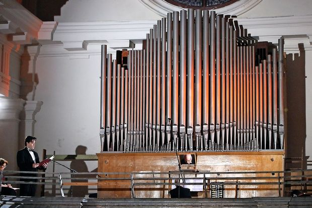 Nove koprske orgle spodbudile skrb za stare