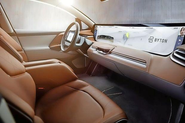 Pametni avto byton - računalnik na dkolesih