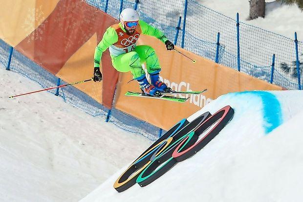 Leman olimpijski prvak v smučarskem krosu, Flisar sedmi