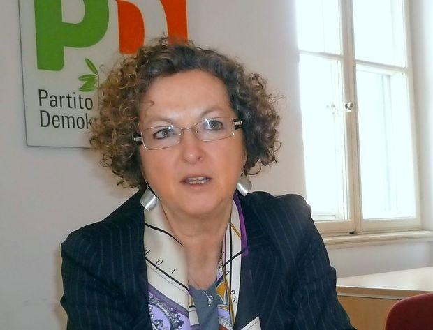 Nekdanja italijanska poslanka Blažina postala deželna predsednica Demokratske stranke