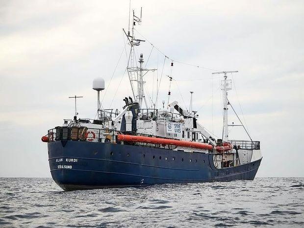 Migrante z ladje Alan Kurdi bodo sprejele štiri države EU