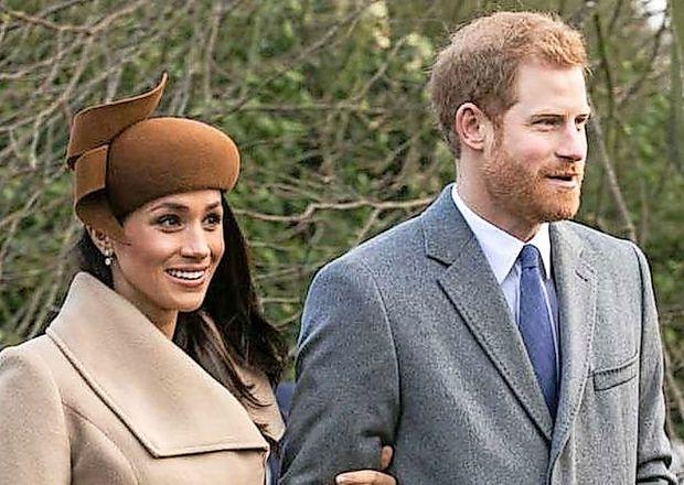 Princ Harry in Meghan sta dobila sina