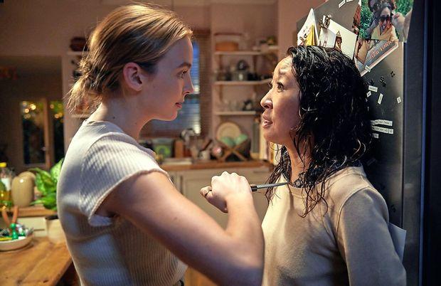 Killing Eve slavila na podelitvi britanskih televizijskih nagrad
