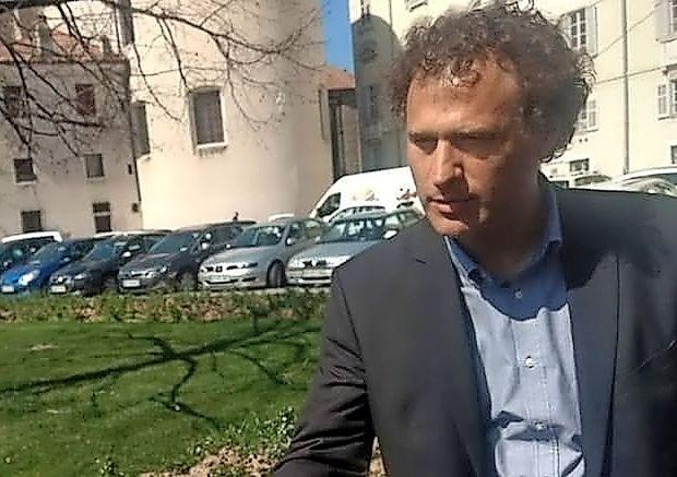 Nosilec liste Dobra država v Kopru o prometni infrastrukturi kot plenu strank
