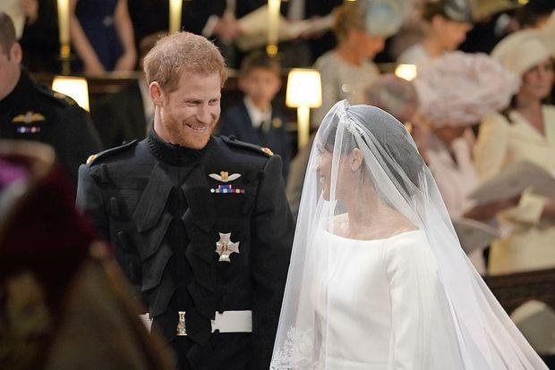 Na poroki princa Harryja in Meghan Markle tudi številni zvezdniki