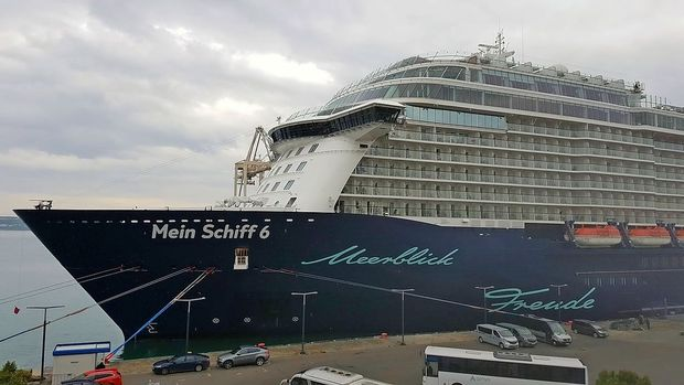 V Kopru v nekaj dneh več kot 7000 ladijskih potnikov