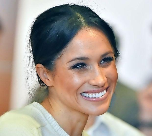 Meghan dobila svojo podstran na spletni strani kraljeve družine