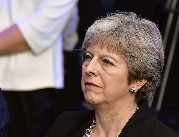 Britanska premierka Mayeva bo odstopila 7. junija