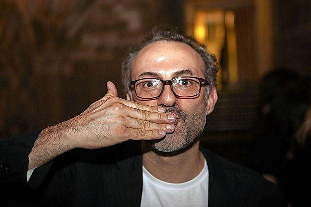 Massimo Bottura v petek na Odprti kuhni