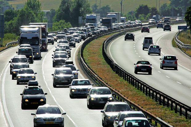 Konec tedna bodo promet na avtocestah ovirala vzdrževalna dela