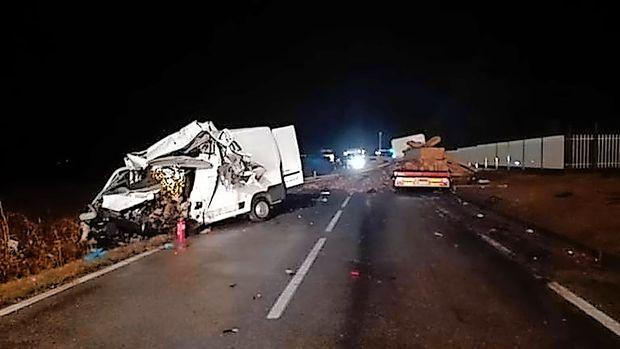 Smrtna prometna nesreča v okolici Vidma
