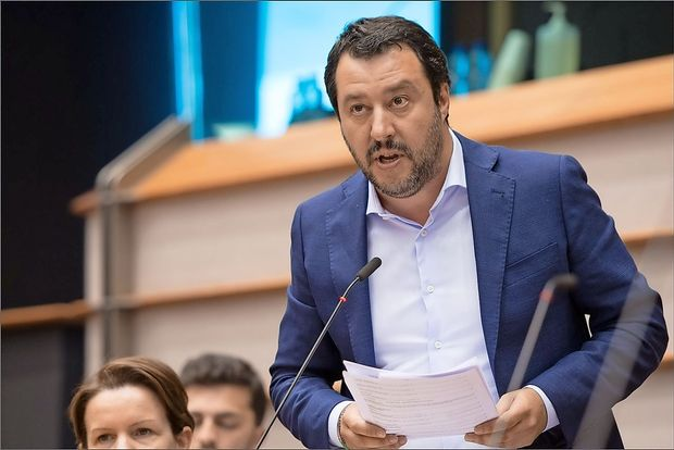 V Bazovici ob dnevu spomina na fojbe tudi Tajani in Salvini