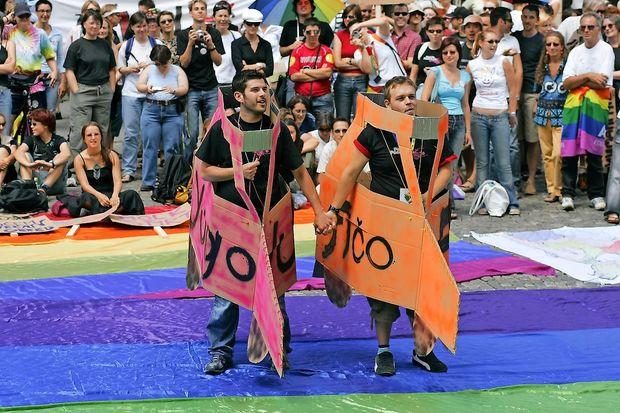 Parada ponosa letos tudi v Trstu