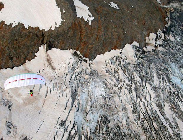 Francija omejila vzpon na Mont Blanc