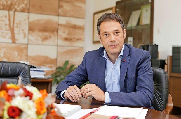 Matej Arčon se bo potegoval za tretji županski mandat v Novi Gorici