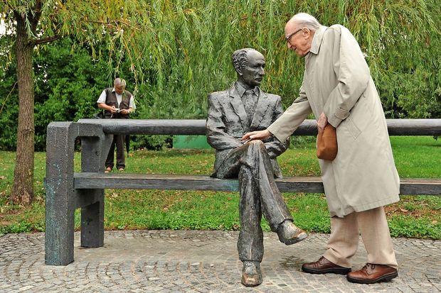 Boris Pahor bo 105. rojstni dan praznoval v Kopru