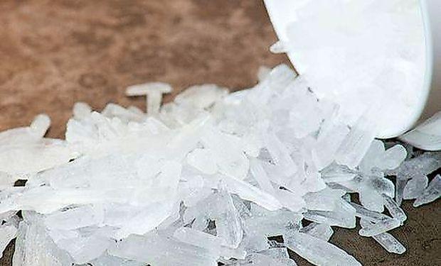 Mehika zasegla rekordnih 50 ton metamfetamina