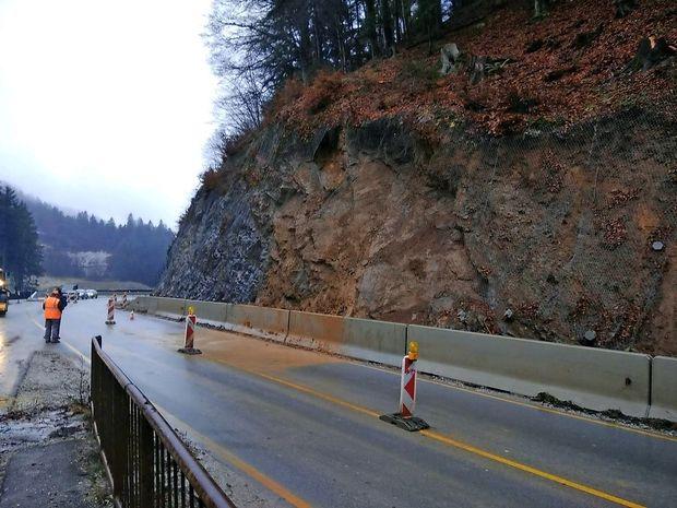 Cesta do mejnega prehoda Gruškovje znova odprta