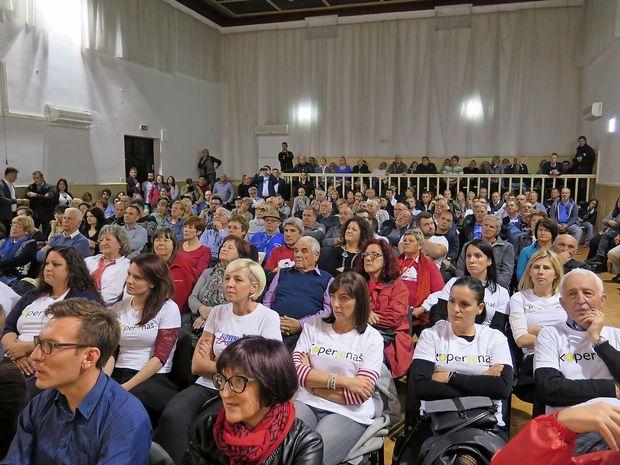Na soočenju koprskih županskih kandidatov številni očitki na račun sedanjega župana