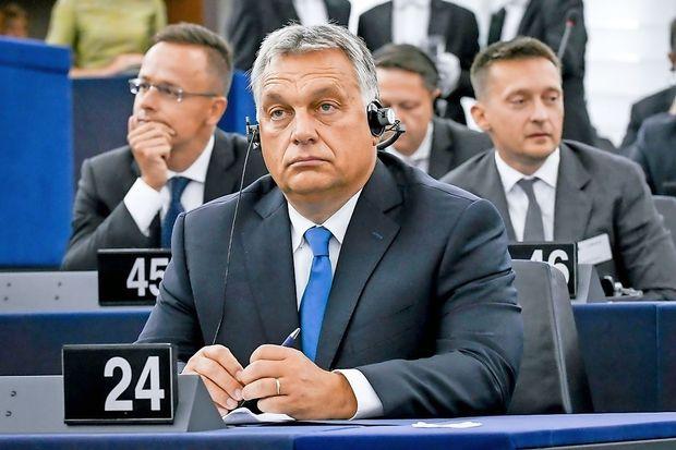 Madžarska se namerava pritožiti na odločitev Evropskega parlamenta