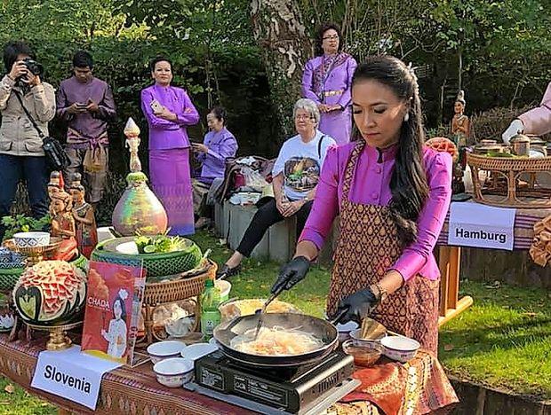 Na tekmovanju v Nemčiji slavil pad thai iz Kopra