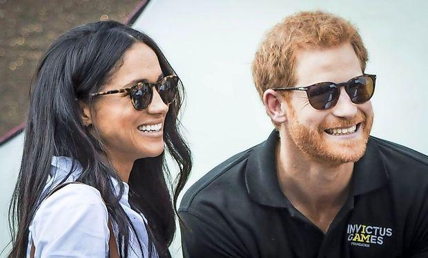 Princ Harry in njegova Meghan spomladi pričakujeta naraščaj