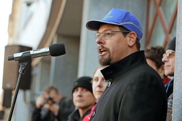 Koordinacija stavkovnih odborov sindikatov v priprave na stavko 4. decembra